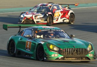 2018 Hankook 24H Dubai Race Comes to An End, Black Falcon Wins