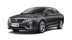 2018 Geely Emgrand GT