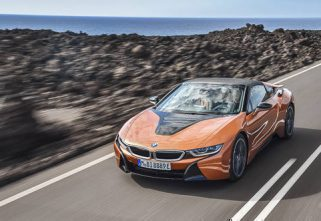 2018 BMW i8 Roadster To Go On Sale In Mid-2018
