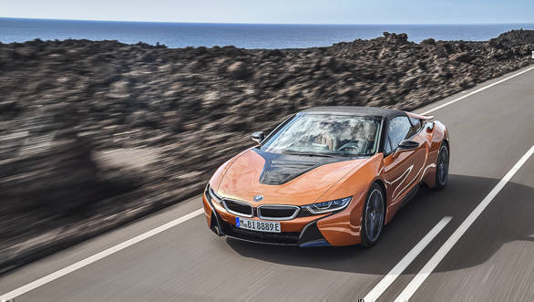 2018 Bmw I8 Roadster To Go On Sale In Mid 2018 Carprices Ae