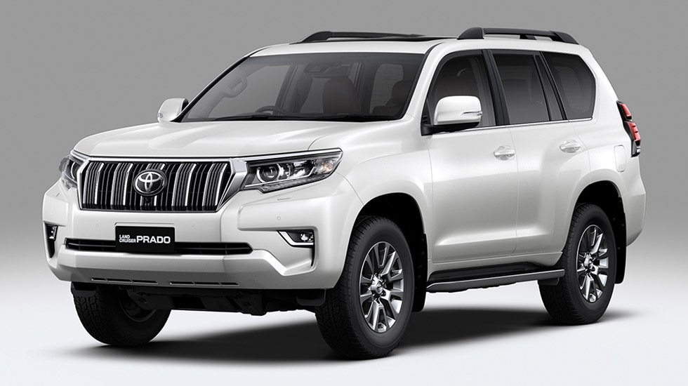 New 2018 Toyota Land Cruiser Prado Launched In The UAE ...