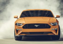 Ford Mustang 3.7L Fastback A/T Images