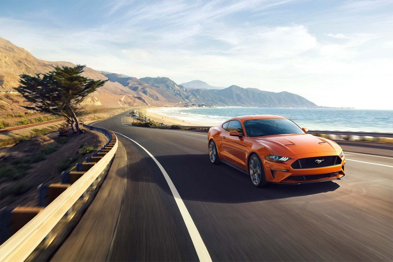 Ford mustang 2 3l ecoboost fastback premium