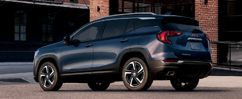 All About 2019 Gmc Terrain Sle Amp Slt Small Suv Model Details