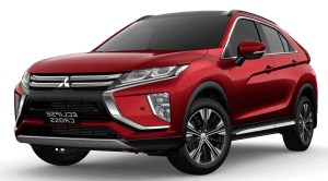 2018 Mitsubishi Eclips Cross