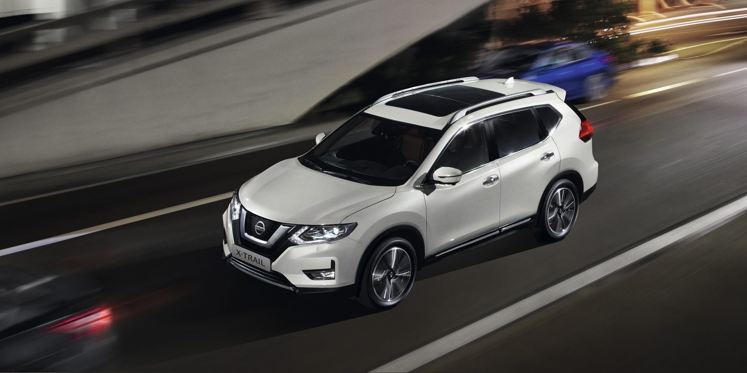 2018 Nissan X-Trail SV Price in UAE, Specs & Review in ...