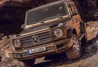 Mercedes to Unveil 2019 G-Class At NAIAS Detroit 2018