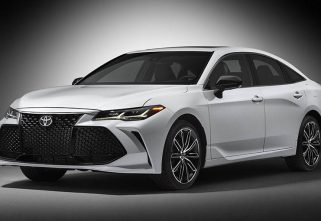 Is the All-New, 5th Generation Toyota Avalon Coming to the UAE?