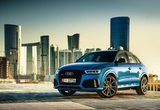 What Is Audi Abu Dhabi's New Year VAT Campaign?