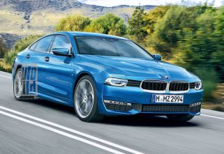 BMW Working On A 2-series Based GranCoupe