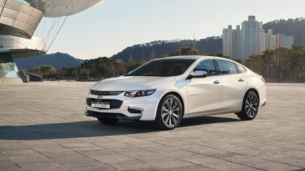 2018 Chevrolet Malibu LT Price in UAE, Specs & Review in ...