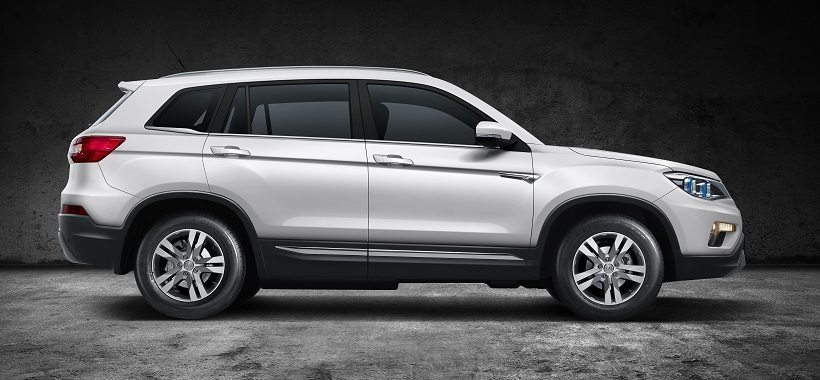 2018 Changan CS75 Elite (AWD) Price in UAE, Specs & Review ...