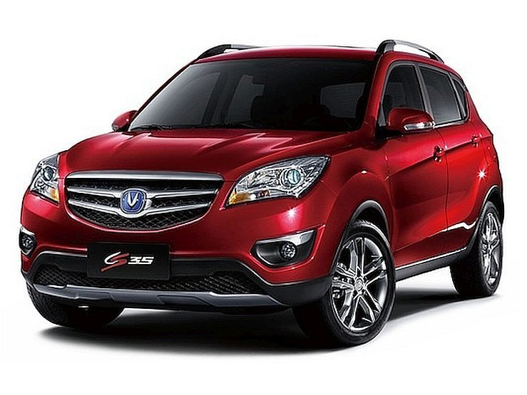 Changan CS35 1.6L Comfortable