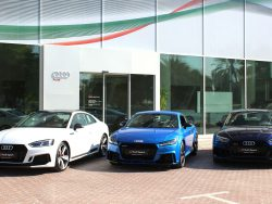 New Audi RS 5 Coupe and Audi TT RS Now Available In Abu Dhabi And Al Ain