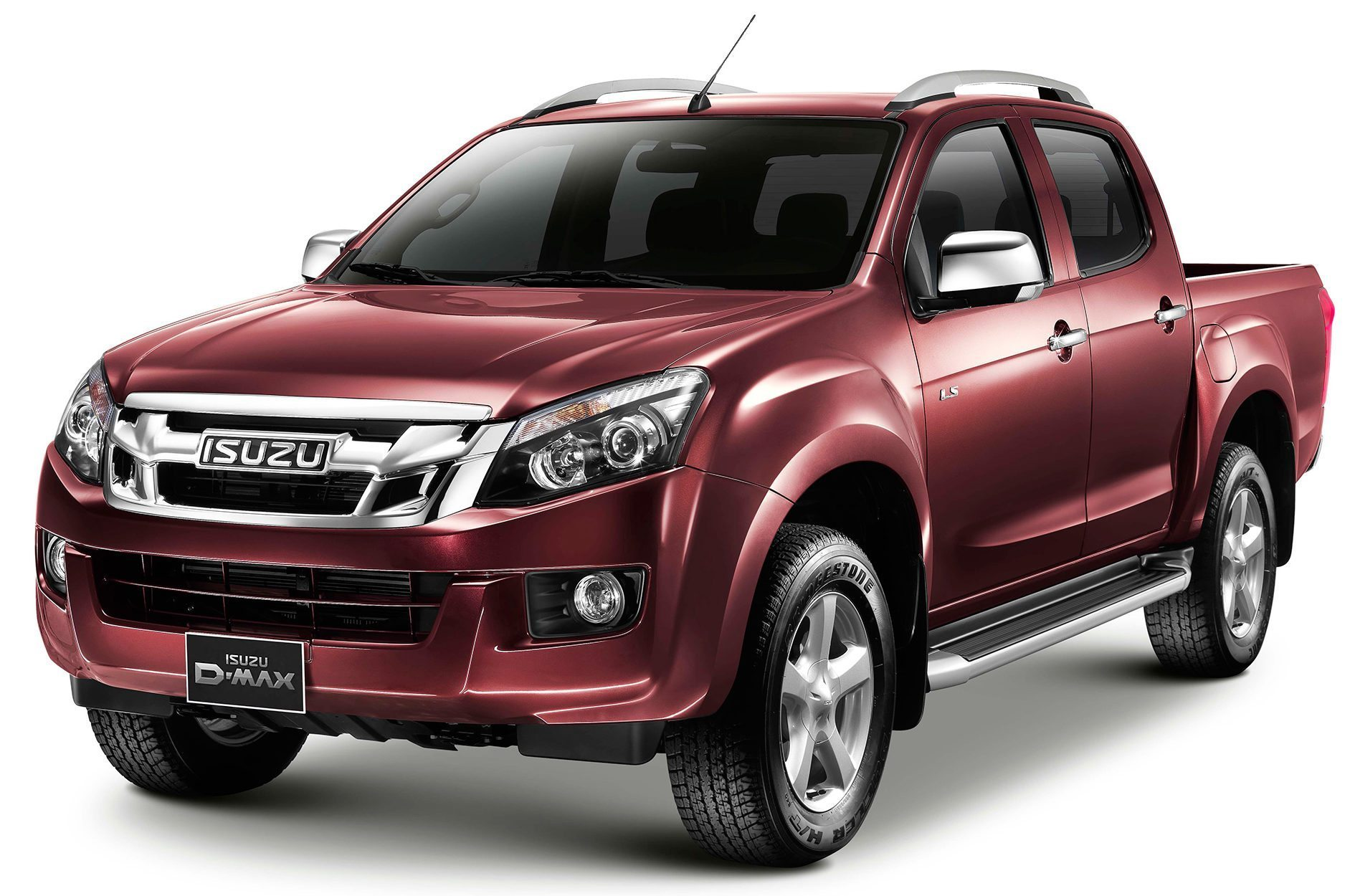 Isuzu D-MAX Arctic Trucks AT35 (A/T)