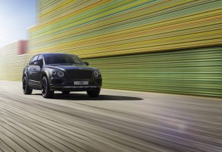 Bentley Bentayga Black Specification Is Specifically Designed For The Middle East