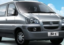 JAC M1 3-Seater Images