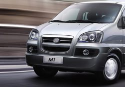 JAC M1 6-Seater