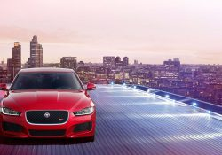 Jaguar XE S 3.0 with In Touch Control