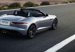 Jaguar F-Type SVR Convertible 3.0L Manual