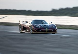 WATCH: Koenigsegg Releases Onboard Footage Of Its High-Speed Run In Nevada