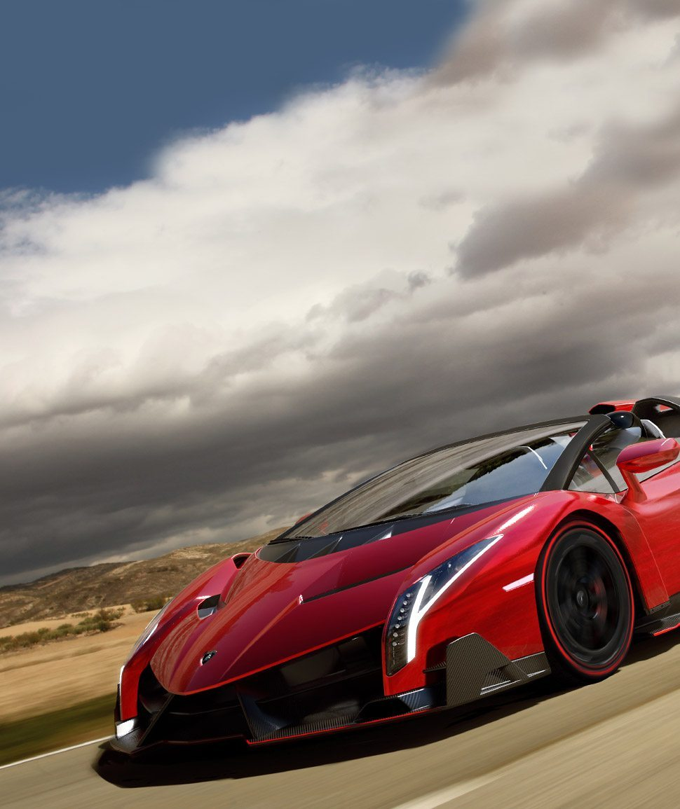 2018 Lamborghini One Off VENENO ROADSTER Price In UAE