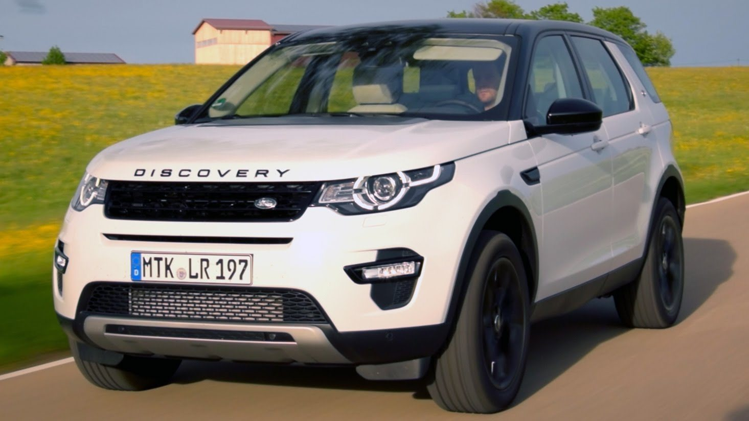 2018 Land Rover Discovery Sport Hse Luxury Car 2018 Land