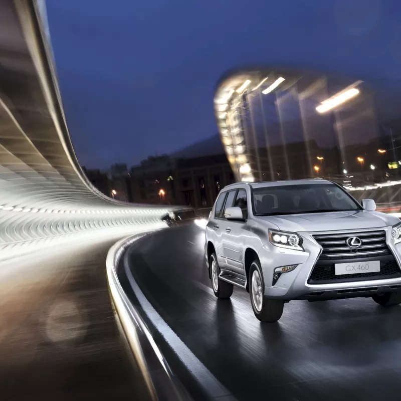 2018 Lexus GX 460 Platinum Price In UAE, Specs & Review In
