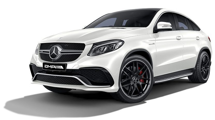 Mercedes-Benz GLE-Class Coupe GLE 43 AMG Coupe