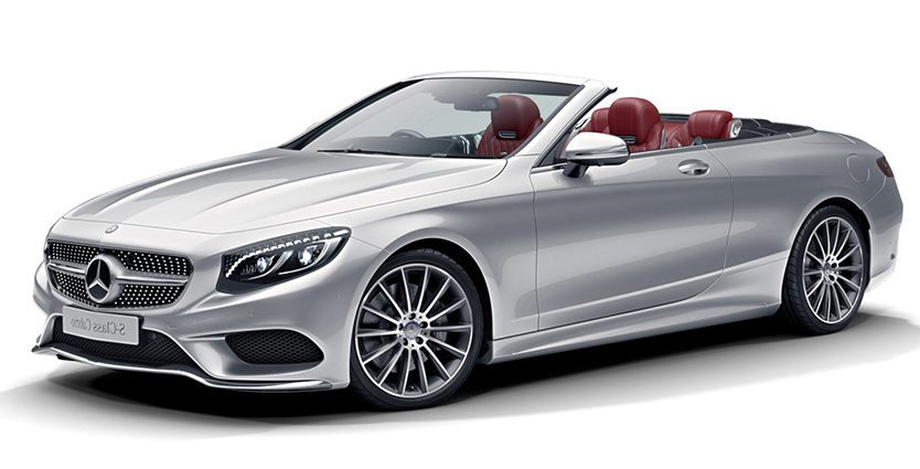 Mercedes-Benz S-Class Cabriolet S 63 AMG 4MATIC