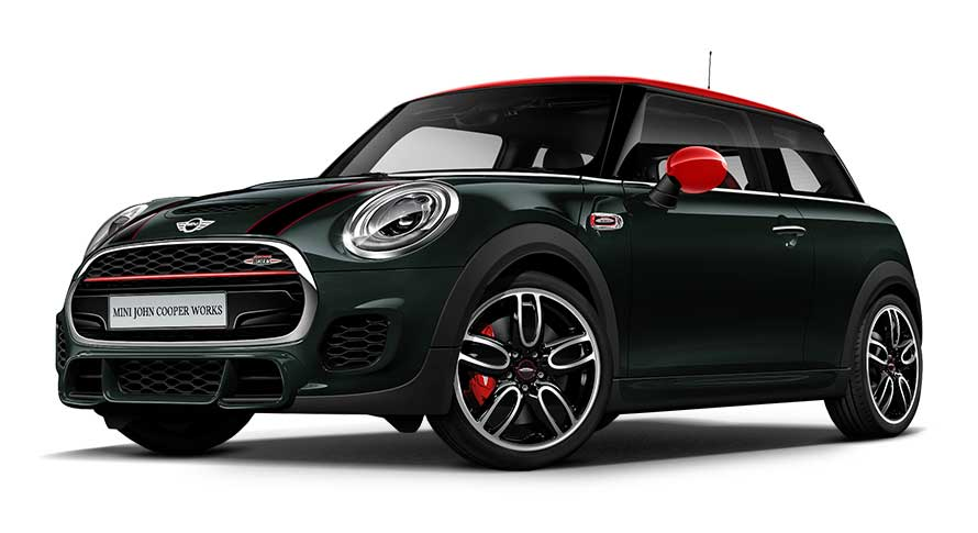 Mini Hatch John Cooper Works (3-Door)