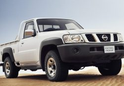 Nissan Patrol Pickup Automatic Images
