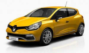 2018 Renault Clio RS