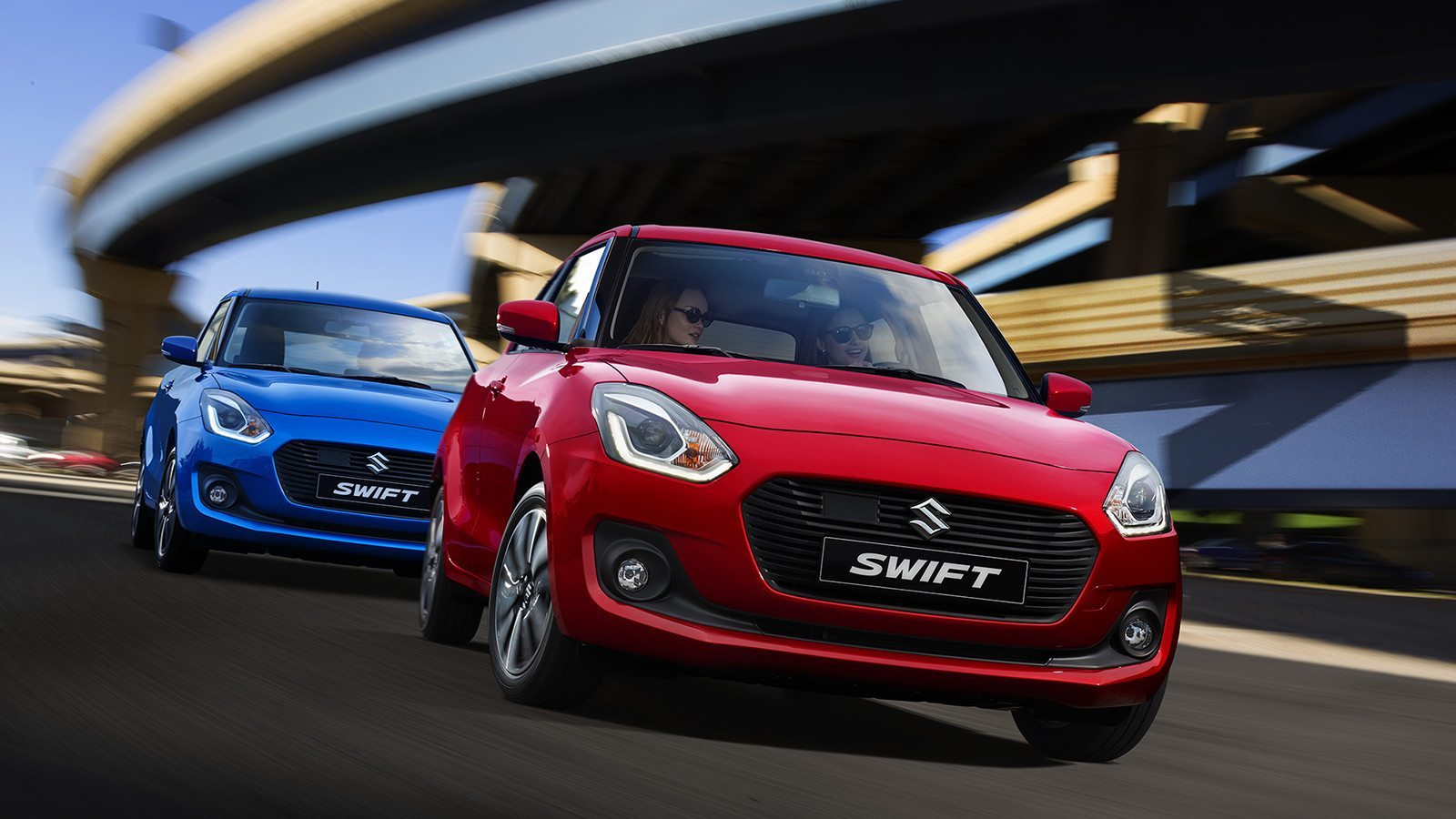 Suzuki Swift hatchback Dubai UAE