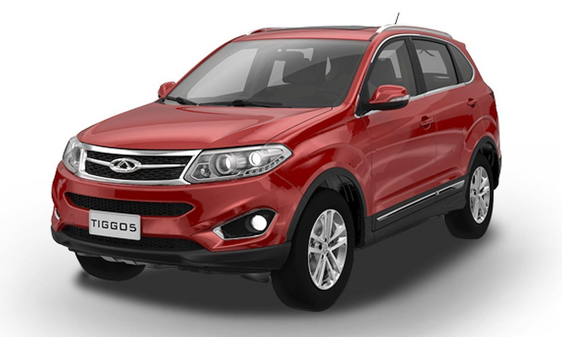 2018 Chery Tiggo 5 2.0L (Full Option) Price in UAE, Specs & Review in Dubai, Abu Dhabi, Sharjah ...