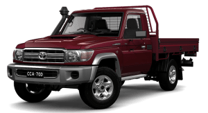 2018 Toyota Land Cruiser Pickup