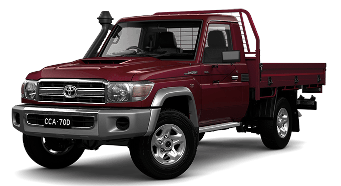 2018 Toyota Land Cruiser Pickup Prices Amp Specifications In