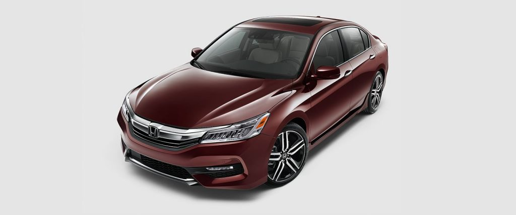 Honda Accord Midsize Sedan Dubai UAE