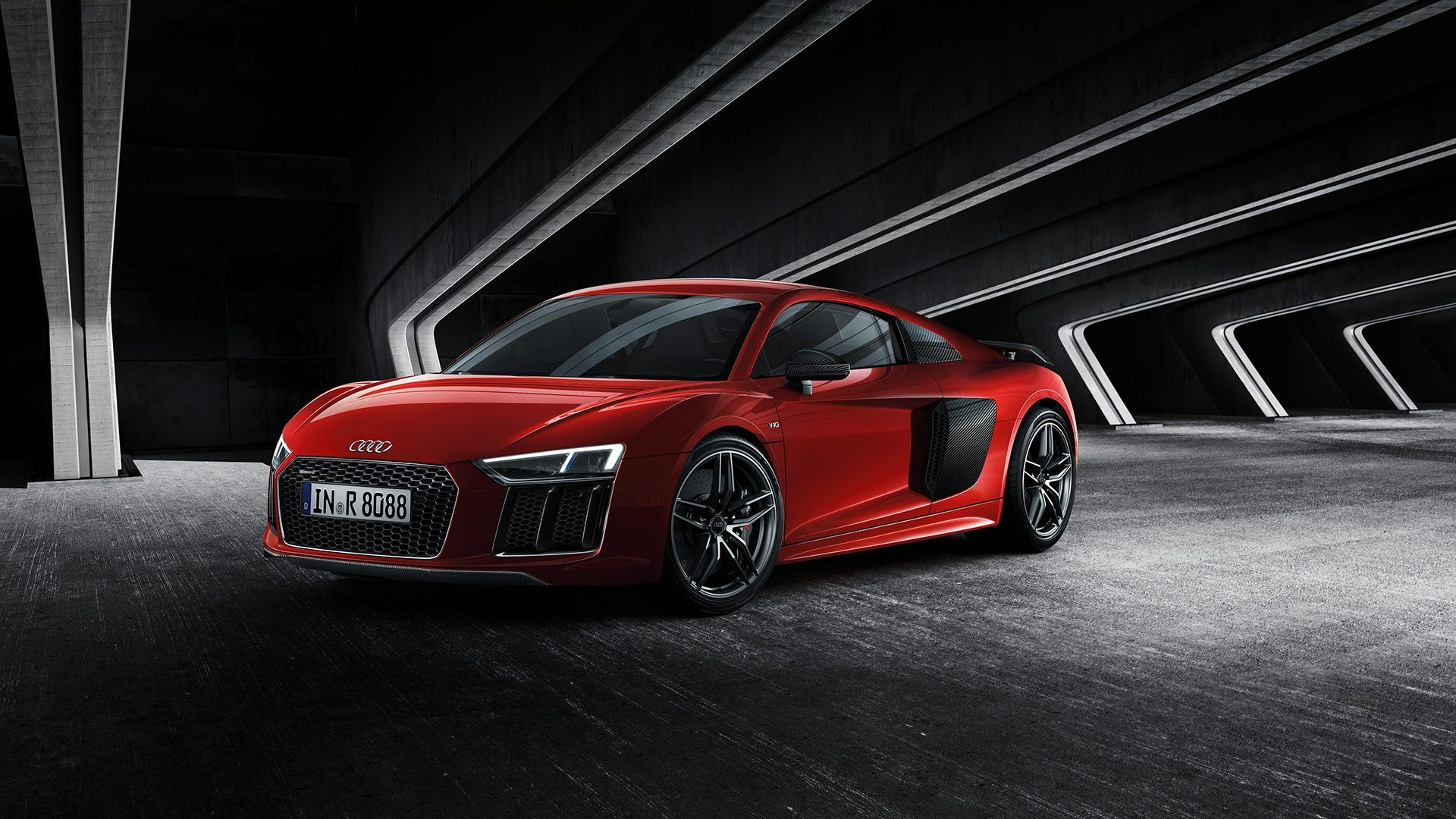 2018 Audi R8 5 2 V10 Plus Price In Uae Specs Amp Review In