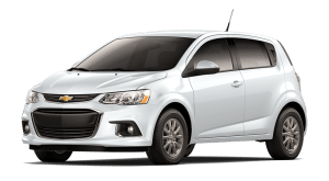 2018 Chevrolet Aveo hatchback
