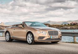 Bentley Continental GTC Continental GT V8 S Convertible Black Edition