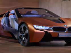 BMW i8 Roadster Could Be Launched In 2018