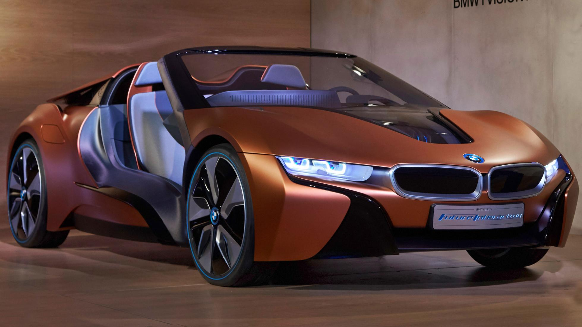 Bmw I8 Roadster Could Be Launched In 2018 Carprices Ae