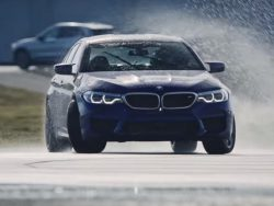 BMW Sets New World Record of Longest Vehicle Drift