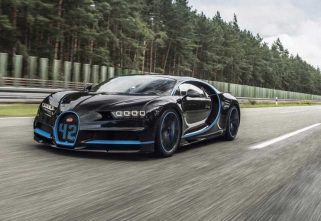 70 People Got Their Bugatti Chiron This Year
