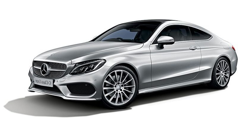 Mercedes C250 2018 - All The Best Cars
