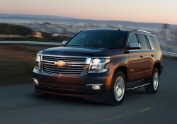 Chevrolet Tahoe LS 2WD Images