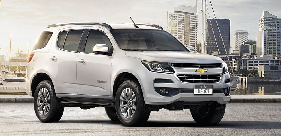 2018 Chevrolet Trailblazer LT Price in UAE, Specs & Review in Dubai, Abu Dhabi, Sharjah ...