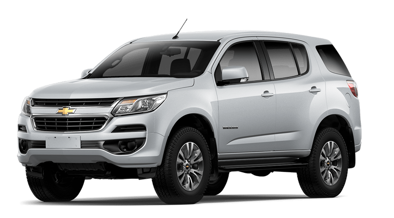 2018 Chevrolet Trailblazer LT Price in UAE, Specs & Review ...