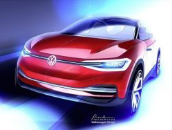 Volkswagen To Feature The I.D. Crozz At the Frankfurt Motor Show